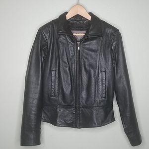 196213a5c Women's Wilsons Leather Moto Jacket on Poshmark